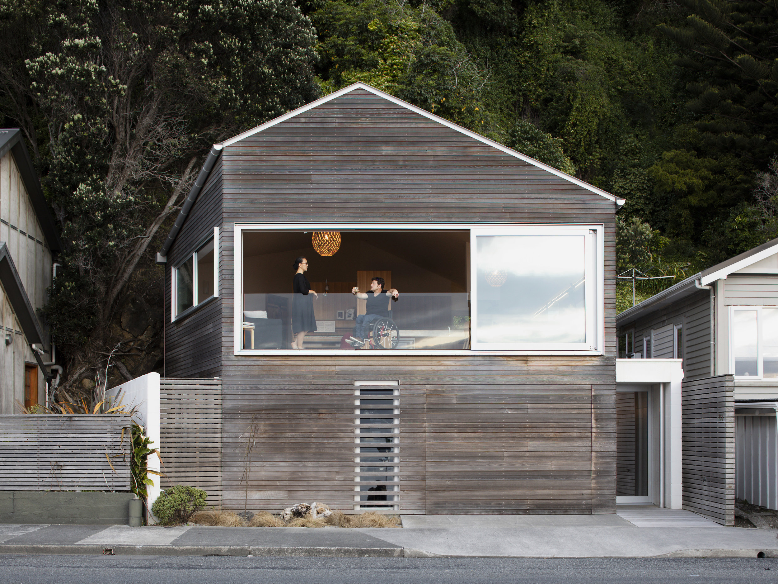 Windy Point House -