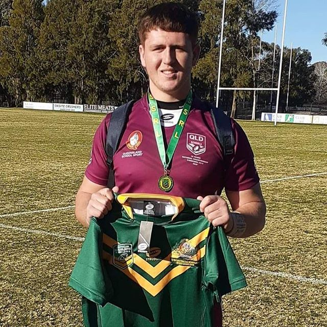 Congrats JJ! Well deserved selection in the Australian Schoolboys team to play New Zealand. Wavell is very proud!