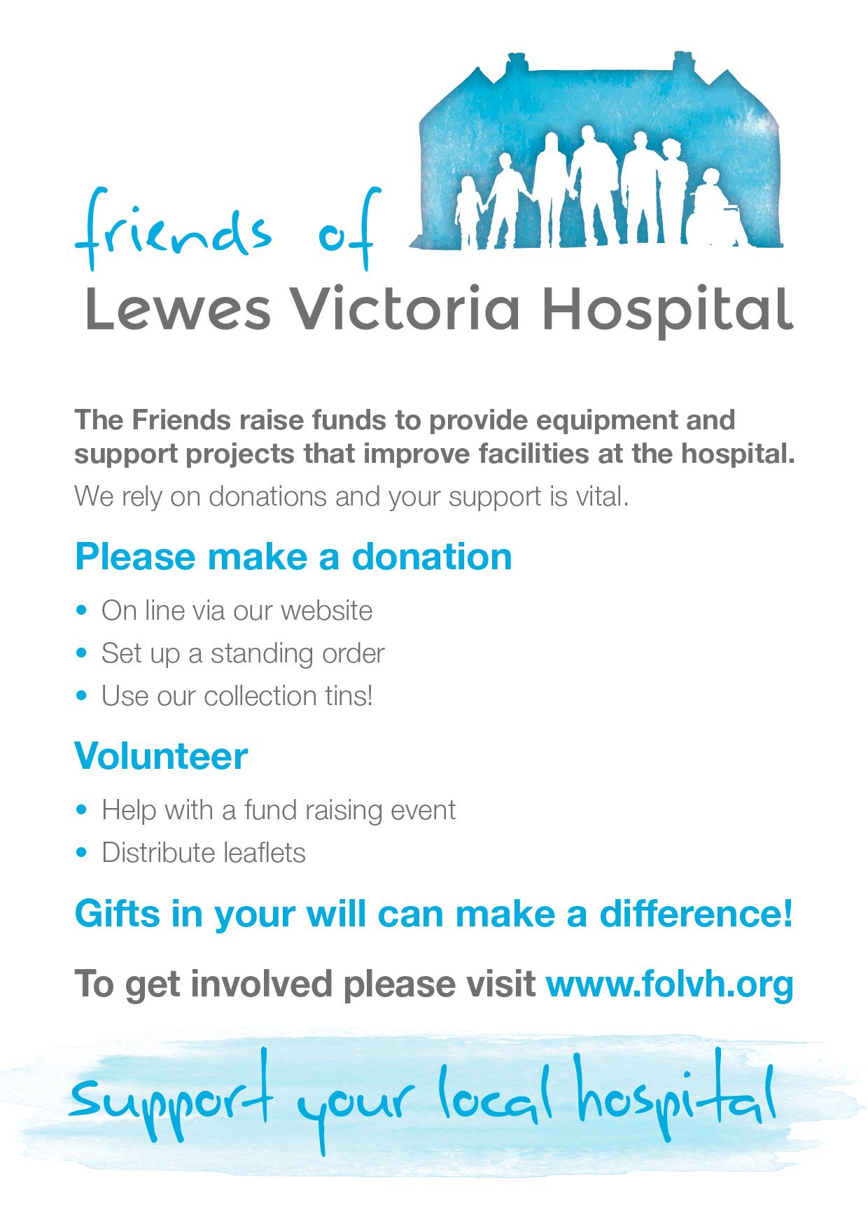 Friends of Lewes Victoria Hosptial -