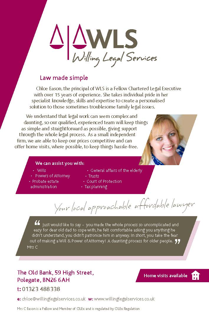 Willing Legal Services -