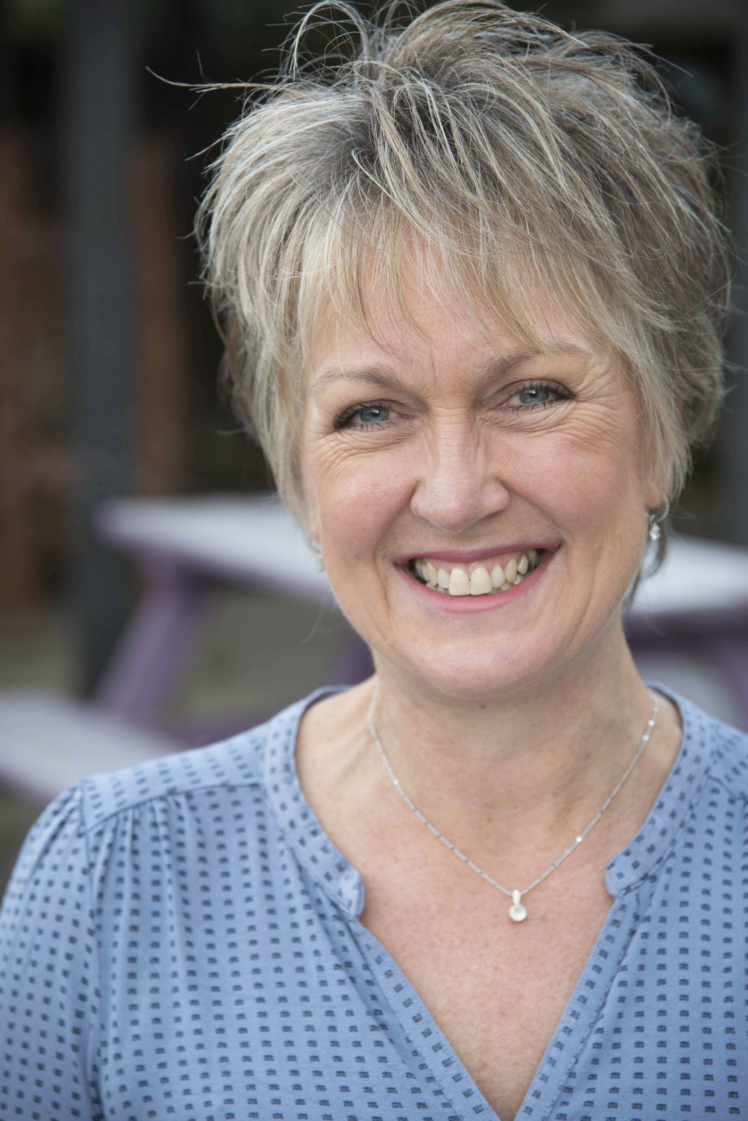 Director of Image Matters - Jane Doswell