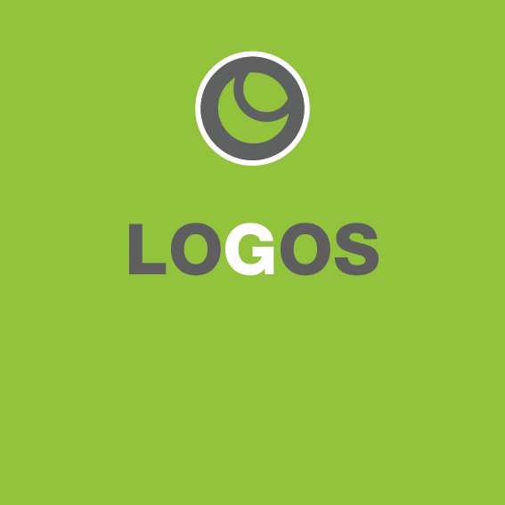 Graphic gateway to Logos page