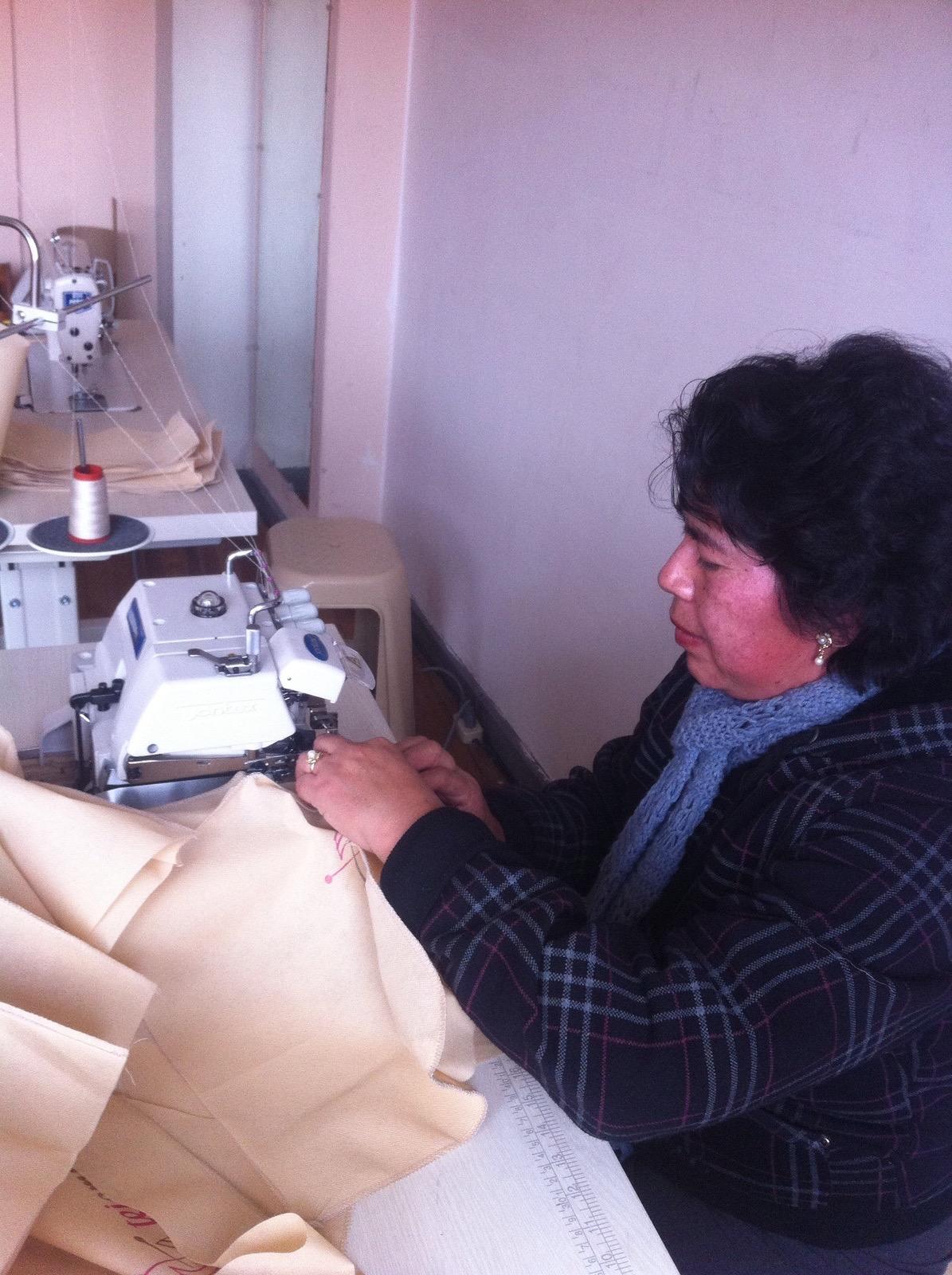 Gloria Shispon, Tailor