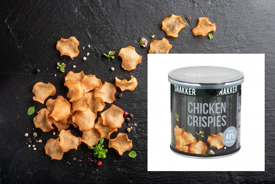 Nõo Lihatööstuse tootesari Snakker.
