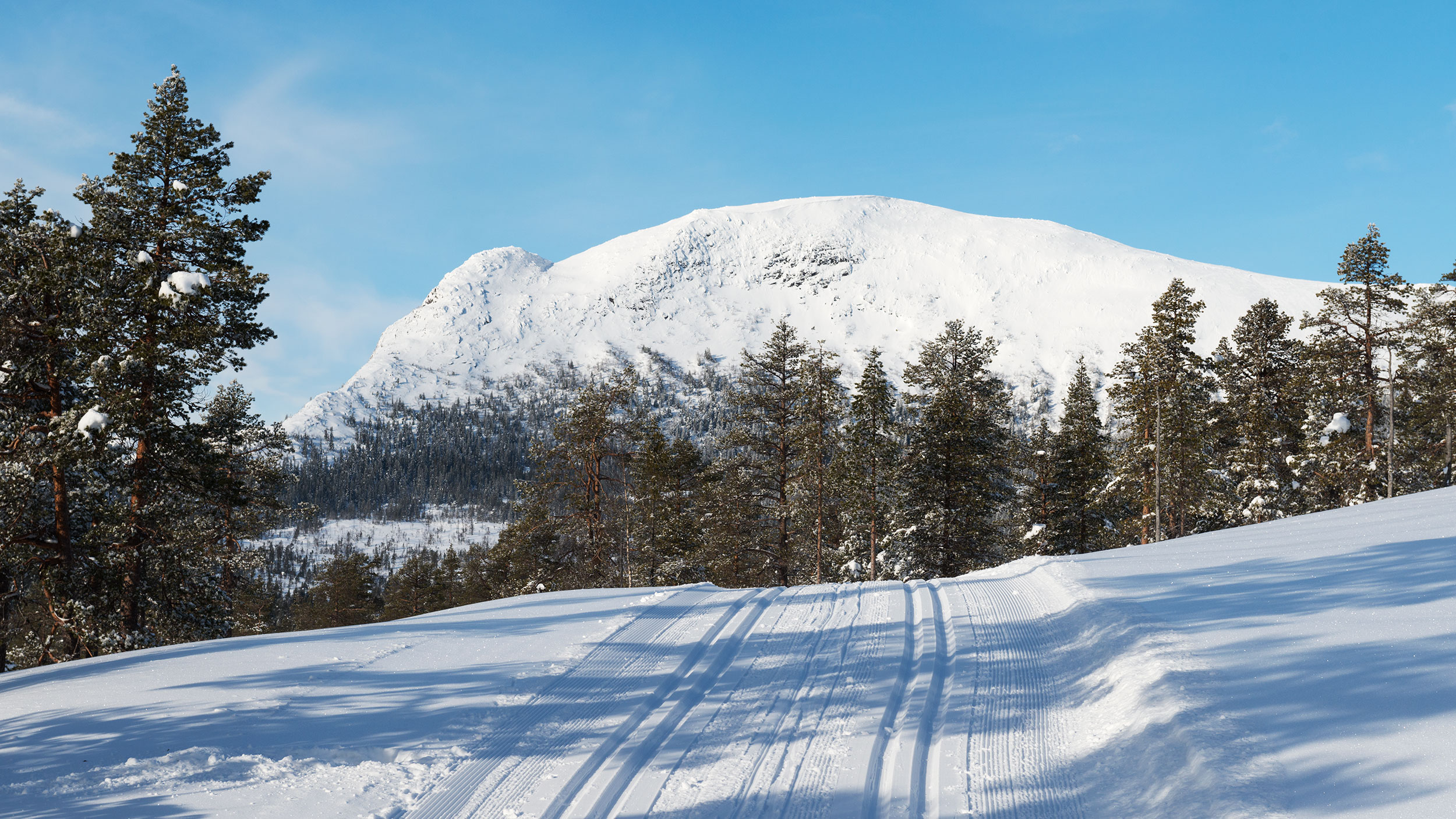 skisporet.no - Oversikt over oppkjørte løyper
