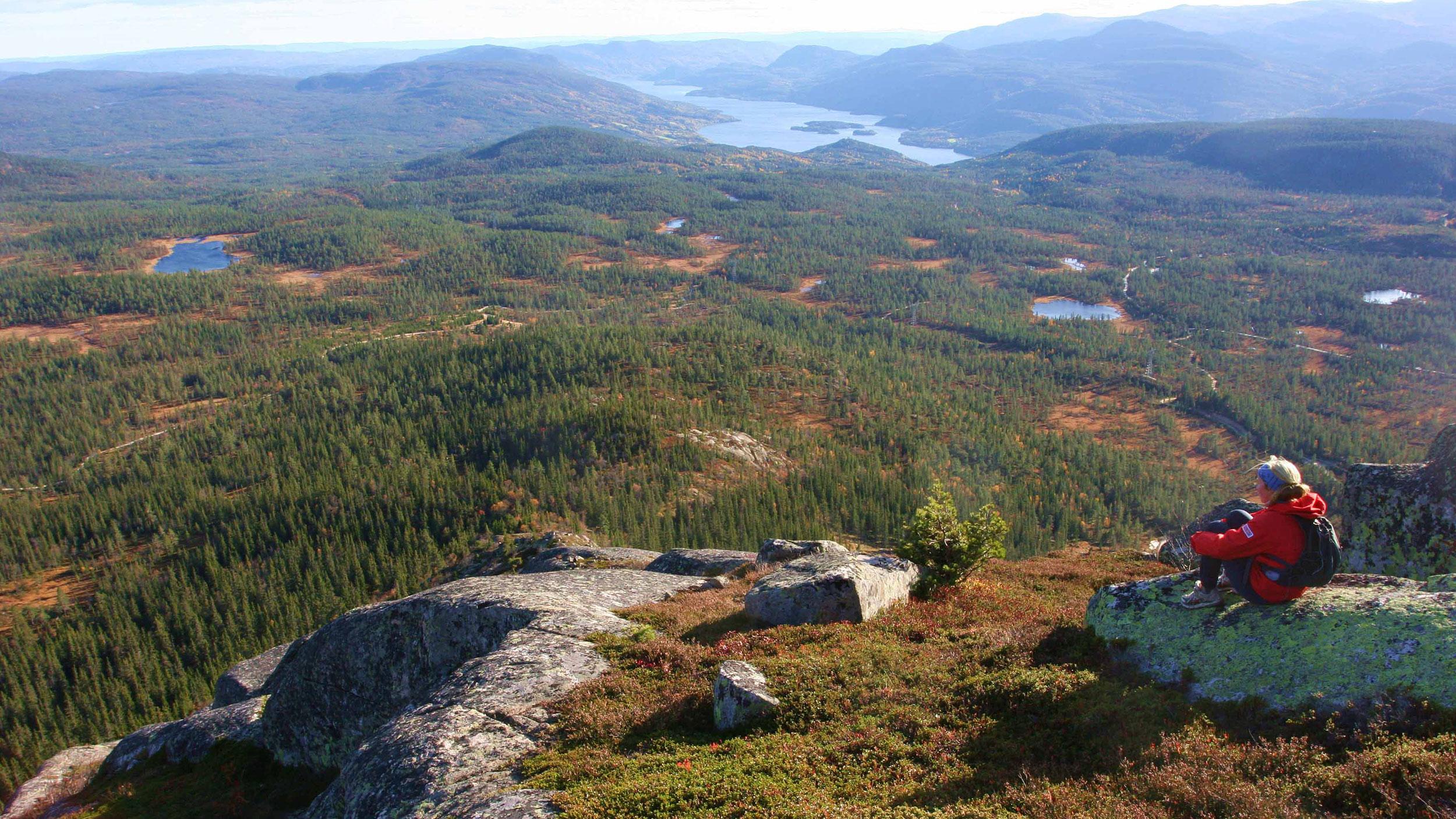 Flott-utsikt-på-vei-mot-Sørbølnatten-i-Flå-med-Krøderen-under-seg.29.09.09.jpg