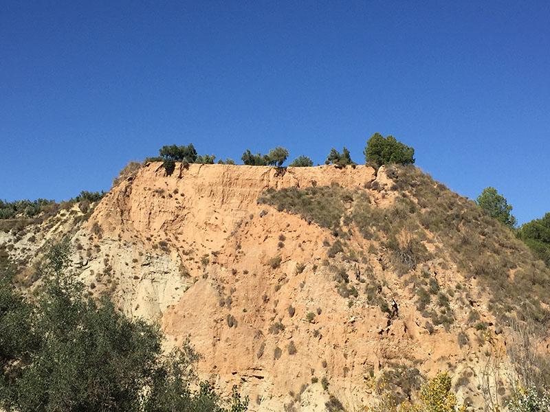 Discover barrancos
