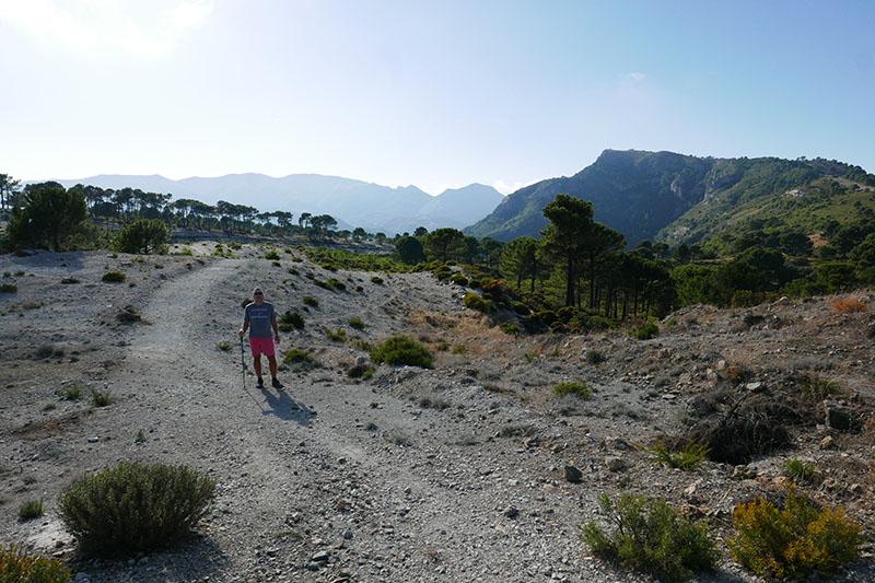 Hike in the Sierras