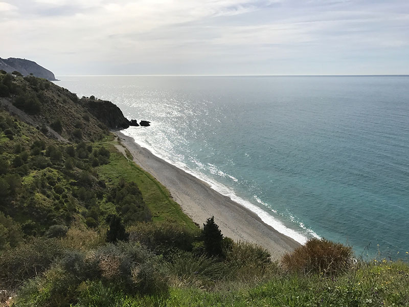 Discover hidden paths to deserted beaches