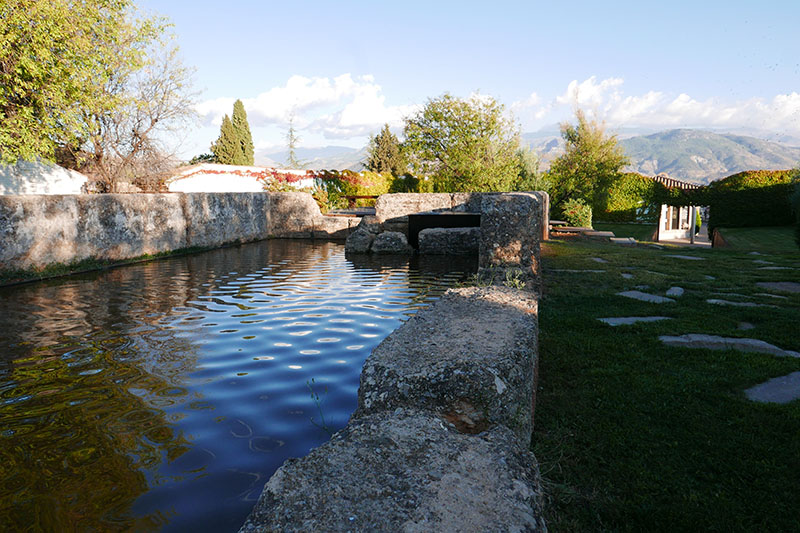 Commemorative gardens