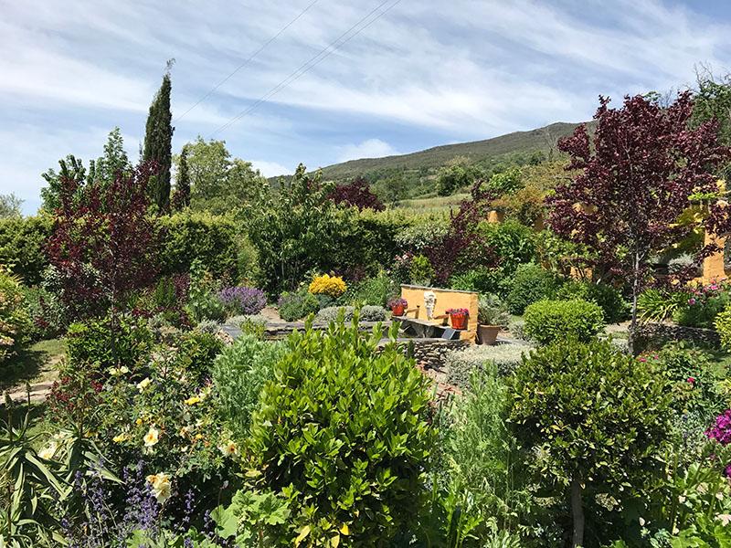 Gardens in Las Alpujarras