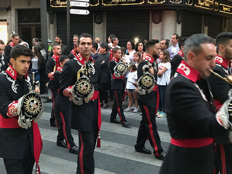 Processions and Fiestas