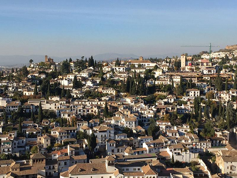Explore the Albaicin