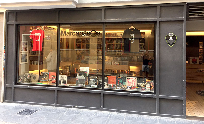 Record and Music shops