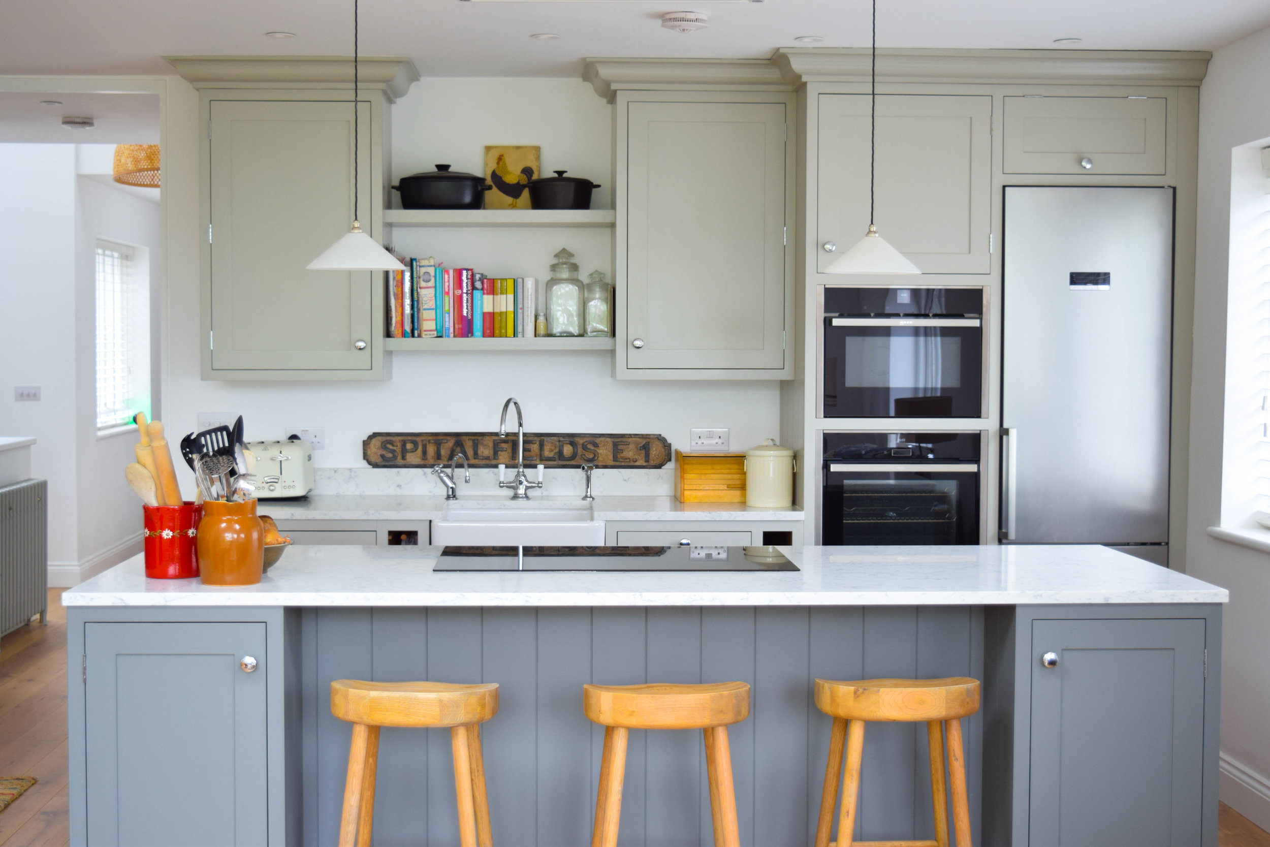 Tiptoe Design Kitchen
