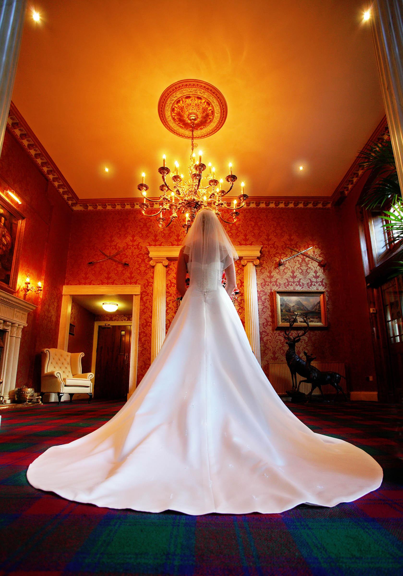 Back_of_Dress_wedding photography Edinburgh.jpg