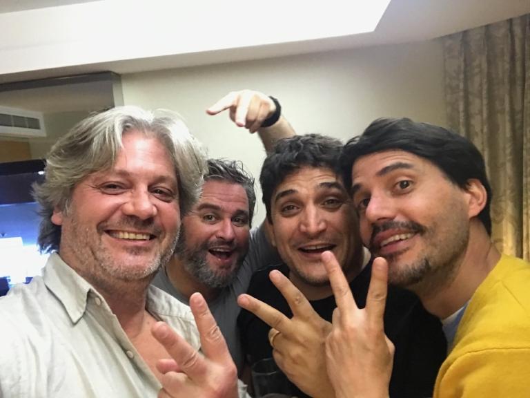 Mauro Colagreco / Virgilio Martinez