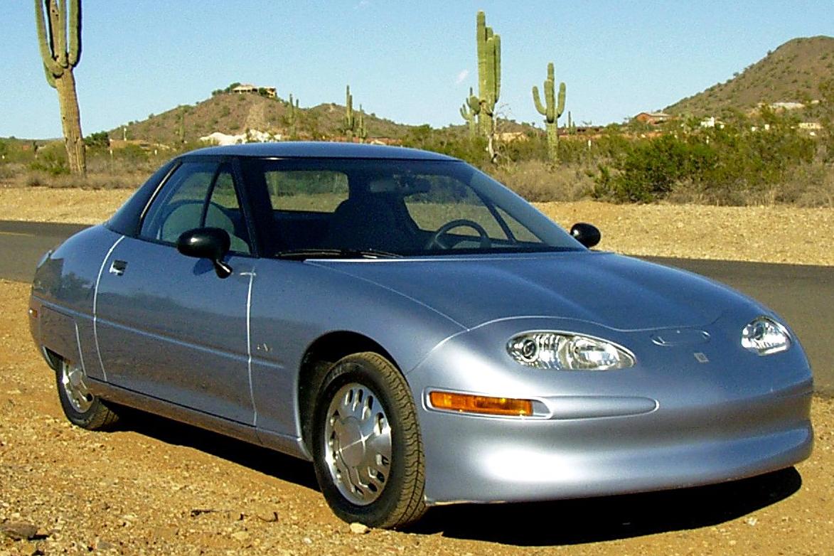 The GM EV1