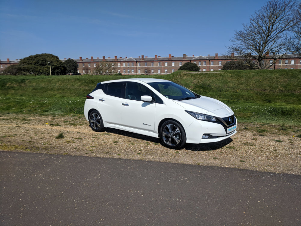 Electric Car Hire In Portsmouth Southampton Volt Age Uk