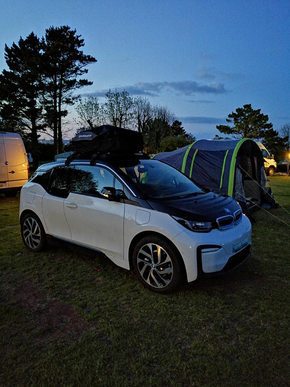 BMW i3 rental uk