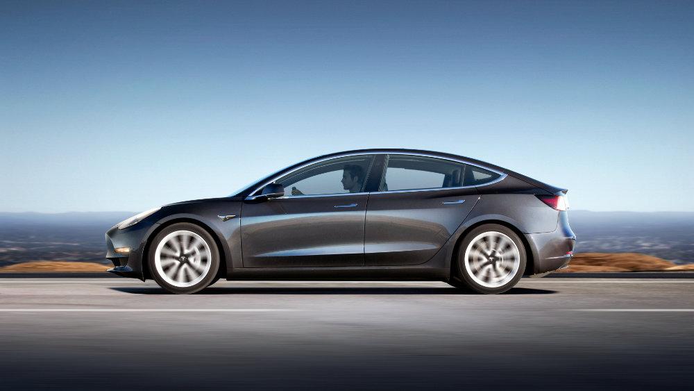 Tesla Hire Model 3
