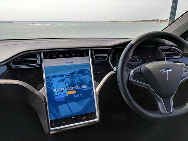 Range anxiety? Put those worries aside. Hire a Tesla Model S from Volt-Age which will comfortably reach over 270 miles on a full charge. Drive away this hugely popular model for the day, weekend or week for a great price. Get in touch with our team. ✉️ 📞  #ElectricCarHire #ElectricCar #ElectricVehicleHire #VoltageHire #TeslaModelX #TeslaModelY #TeslaModel3 #ChargingStation #CleanTech #ZeroEmissions #RenewableEnergy #VoltageVehicleHire #ElectricCarHire #GoGreen #CarHire #Portsmouth #Southsea #Hampshire #TheFuture #SaveOnFuel #ElectricRevolution #CleanAir
