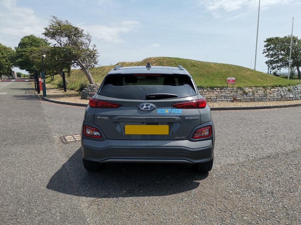 Hyundai Electric Car Portsmouth