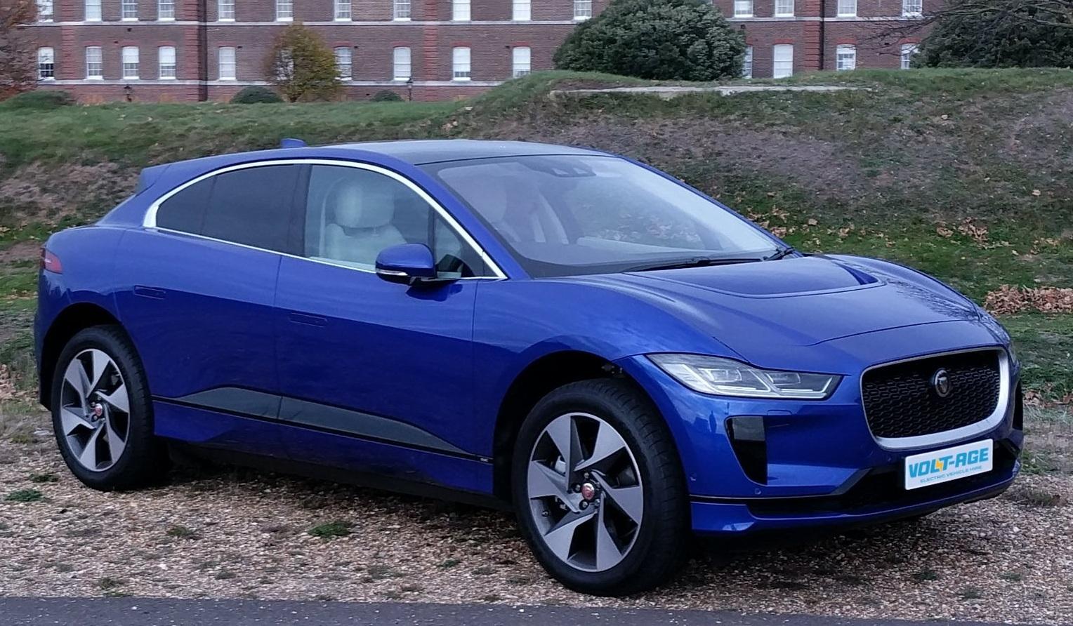 We've reviewed the Jaguar I-Pace -