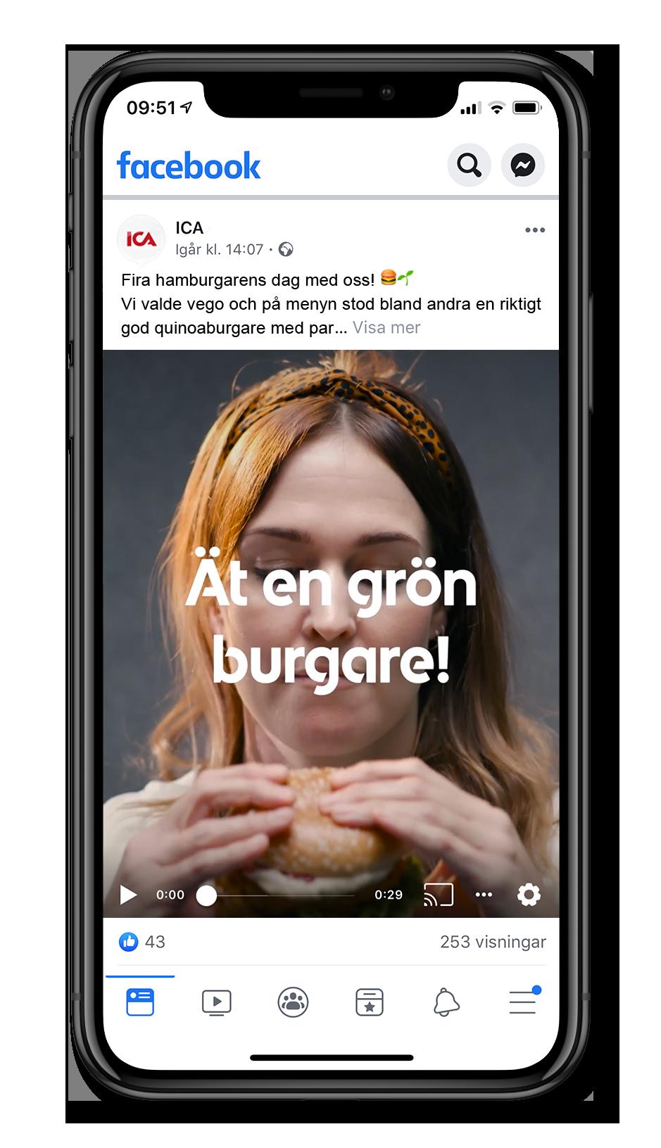 """Hamburger Day: """"Eat a green burger"""""""