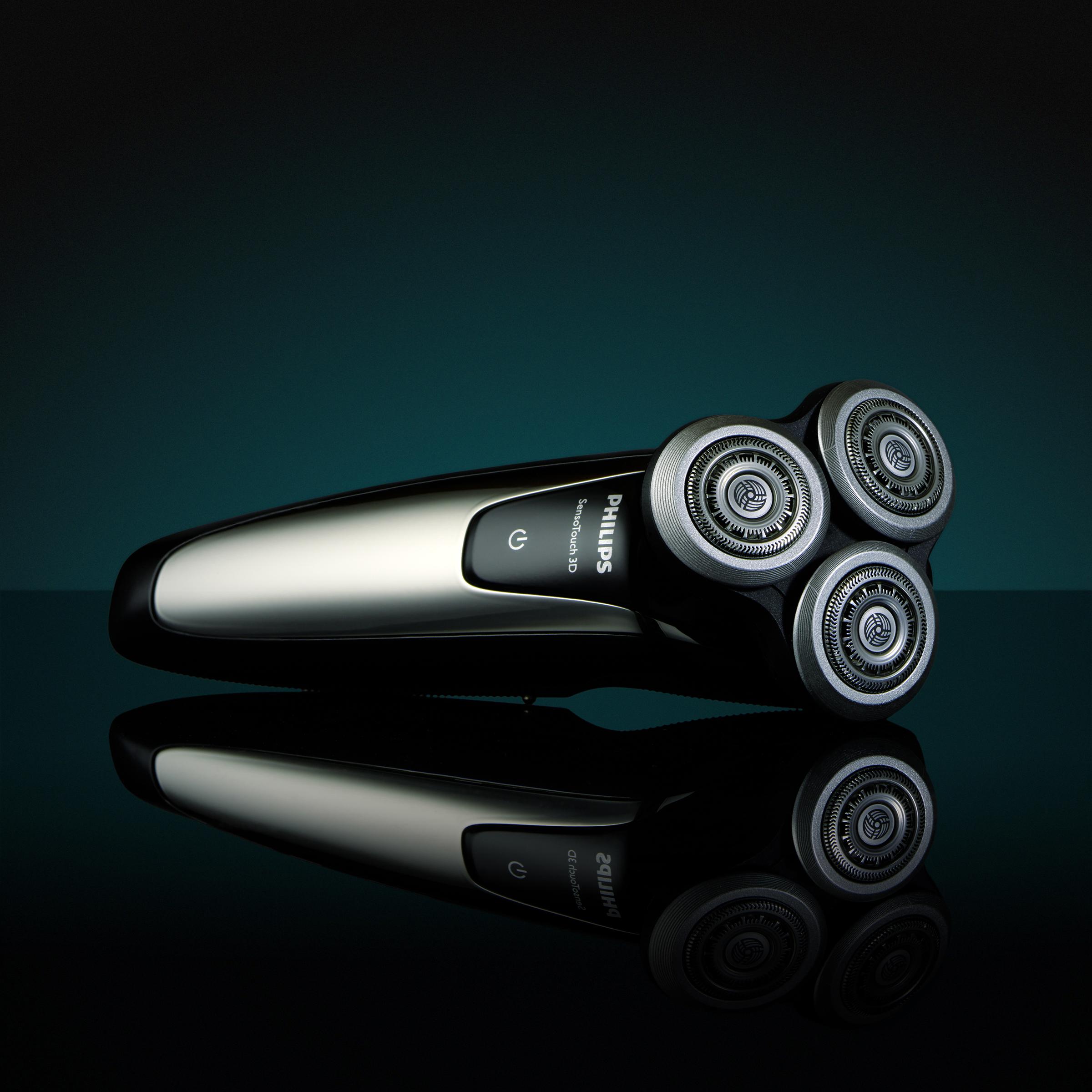 Philips Shaver Flat Noise.jpg