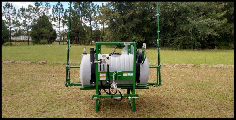 Economy Sprayer - 150 & 200 GALLON UNITS