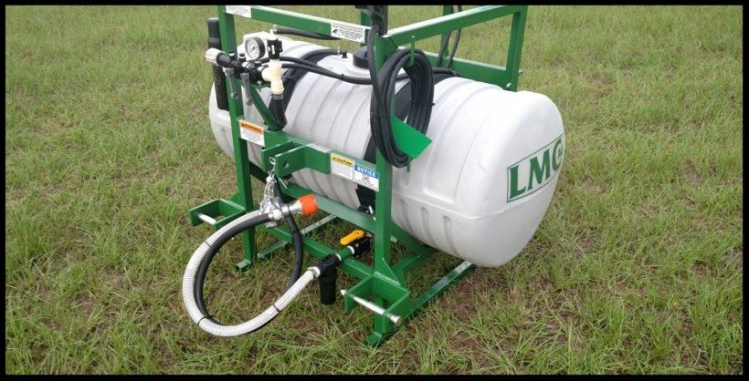 Lite Duty Sprayer - 55, 85 & 110 GALLON UNITS