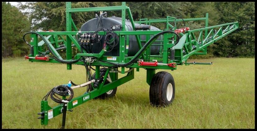 Heavy Duty Pull Type Sprayer - 500 & 1000 GALLON UNITS