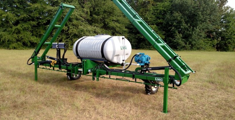 850 Series - 3 Point Nitrogen Applicators