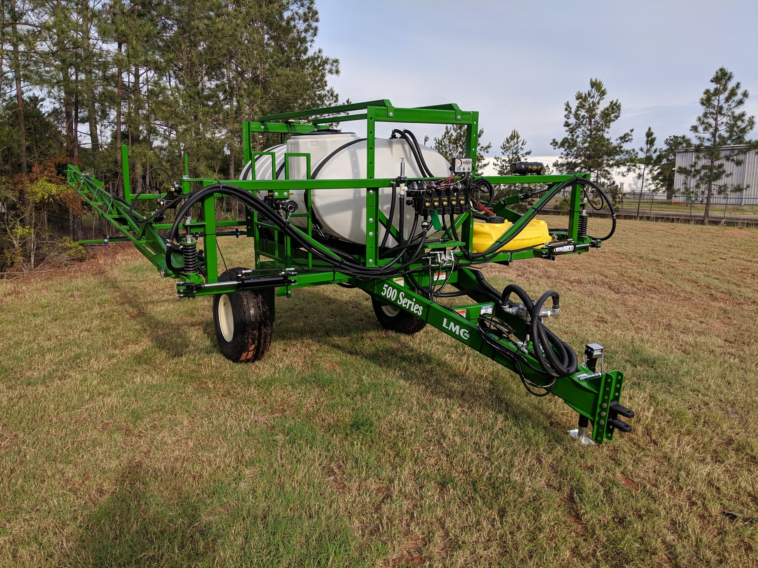 500 Series Sprayers -