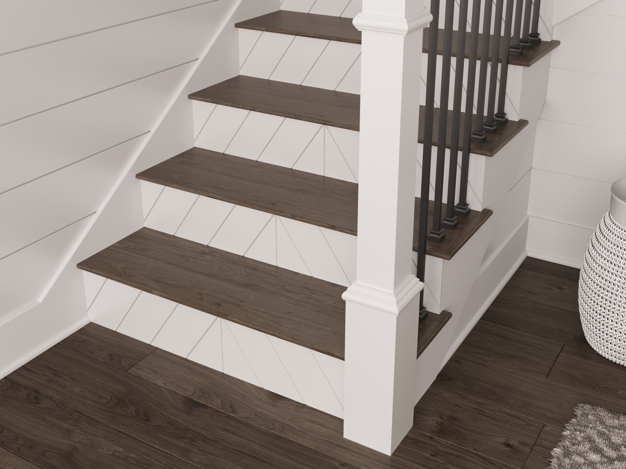 Decorative Stair Risers -
