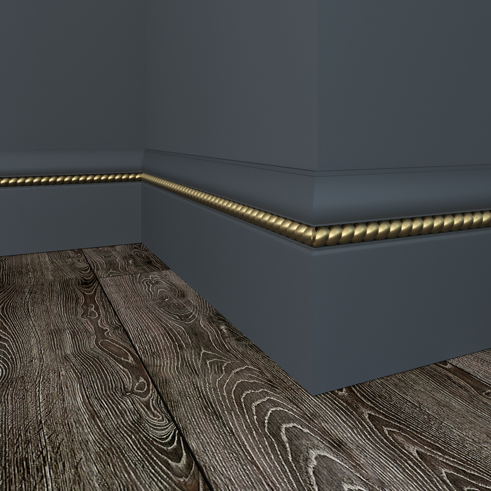 1329 Haute 2-in-1 with Gold Rope