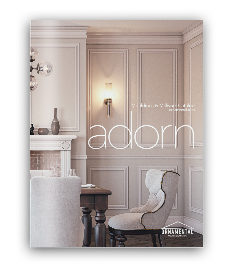 Adorn   Mouldings & Millwork Catalog