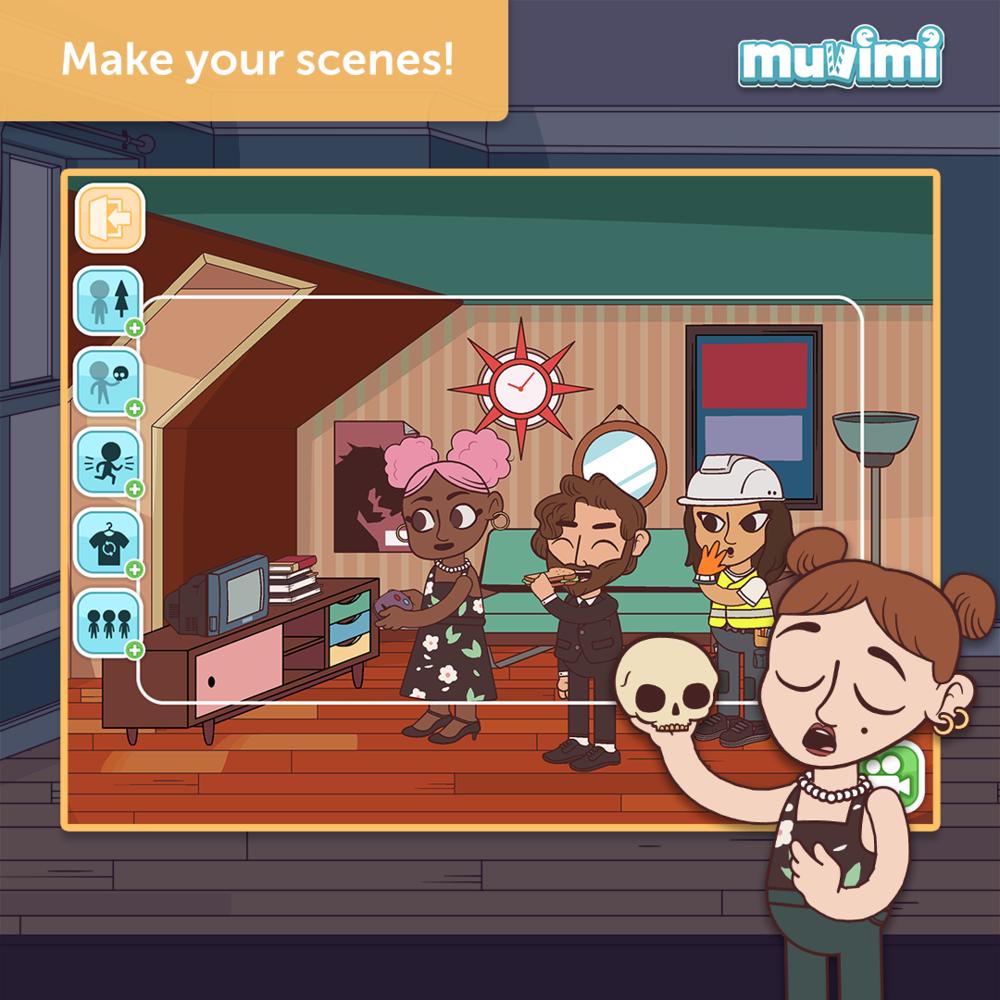 Cartoon Video Maker Bigumaku Blog