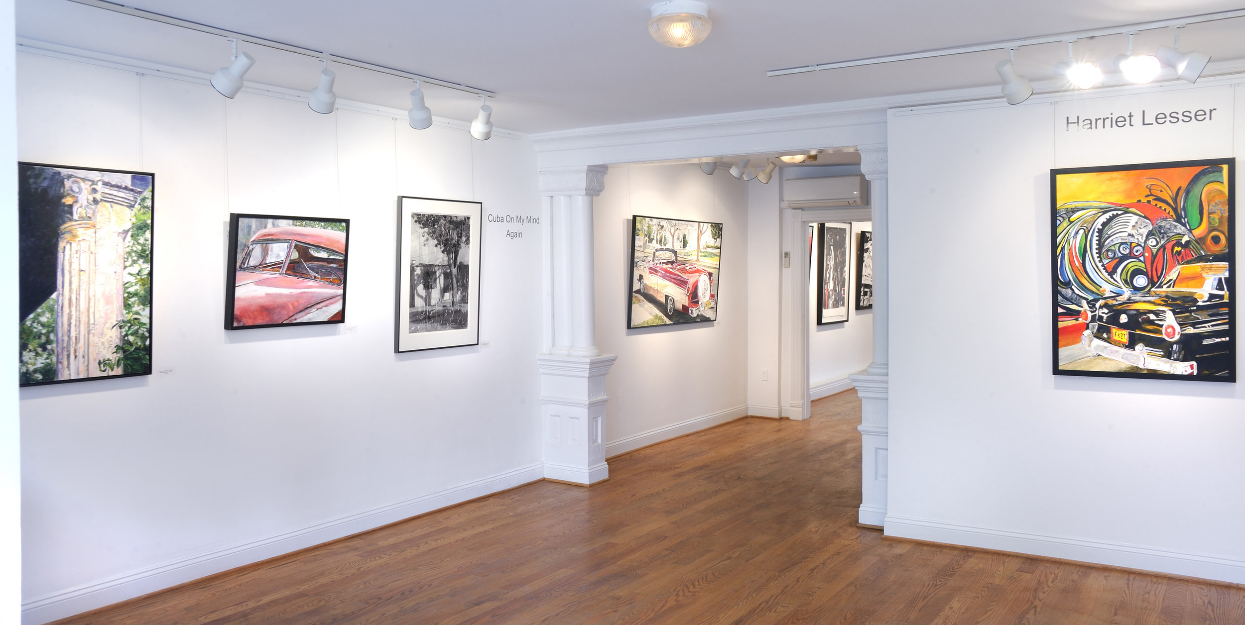 installation:  Cuba on my Mind Again
