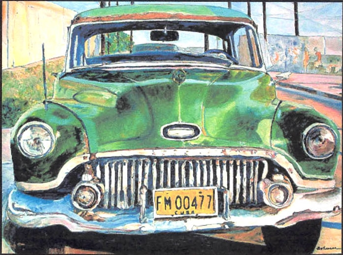 Green Buick, Havana