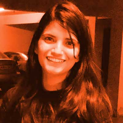 Sweta Sharma Software Developer A full stack developer who loves to learn about new technologies and do things in a smart and efficient way. When I am not on the laptop, I can be found with books, stationery, colors or games of all sorts.   Fun Fact: I make crazy look normal ;)