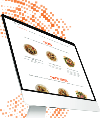 EASY ONLINE ORDERINGTAILORED FOR YOUR BUSINESS - Branded Menus | Zero Commissions | Solutions Built For Your Success