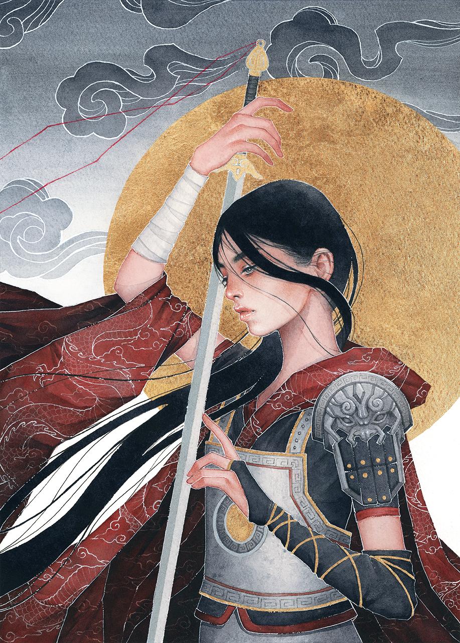A Warrior's Ballad