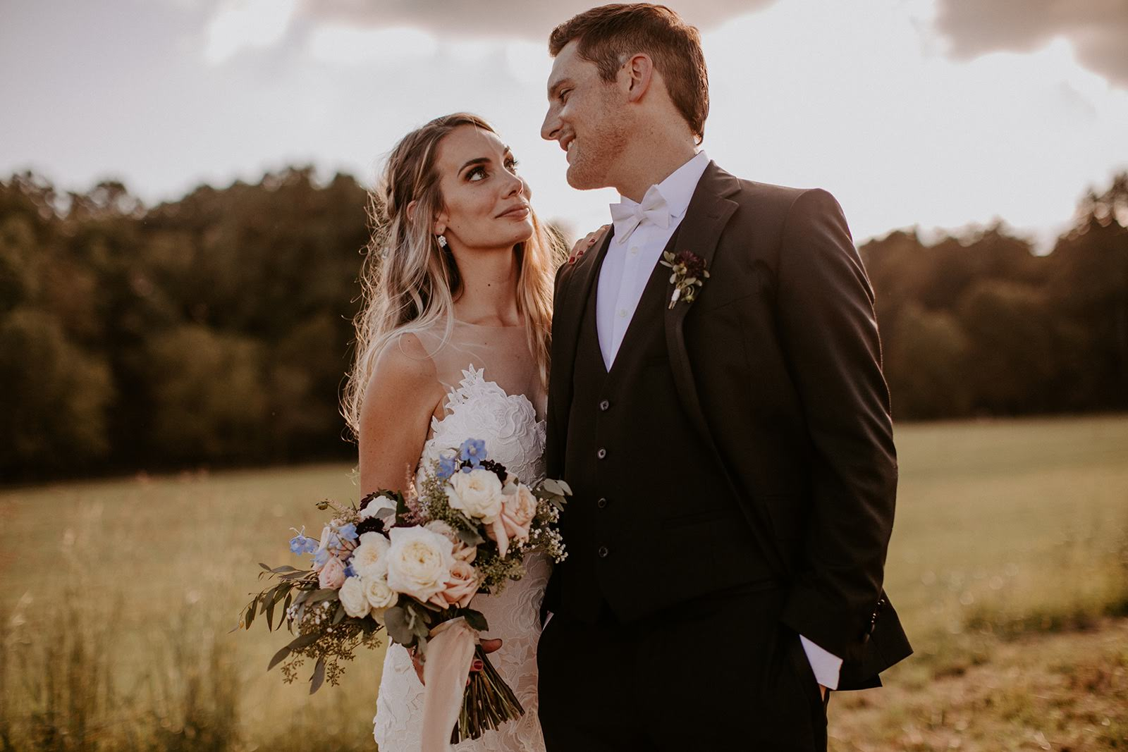Photo by Sarah Brookhart  from a Shimmer and Spice wedding