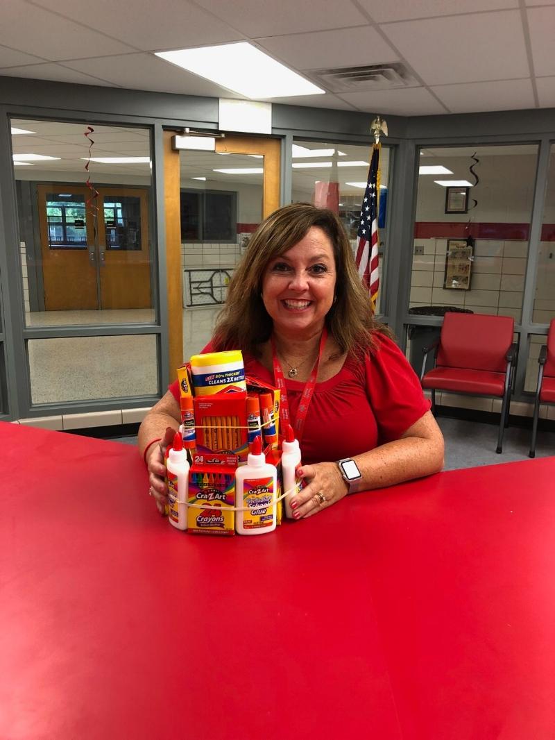 Penny Johnson, Principal, Hook Elementary School