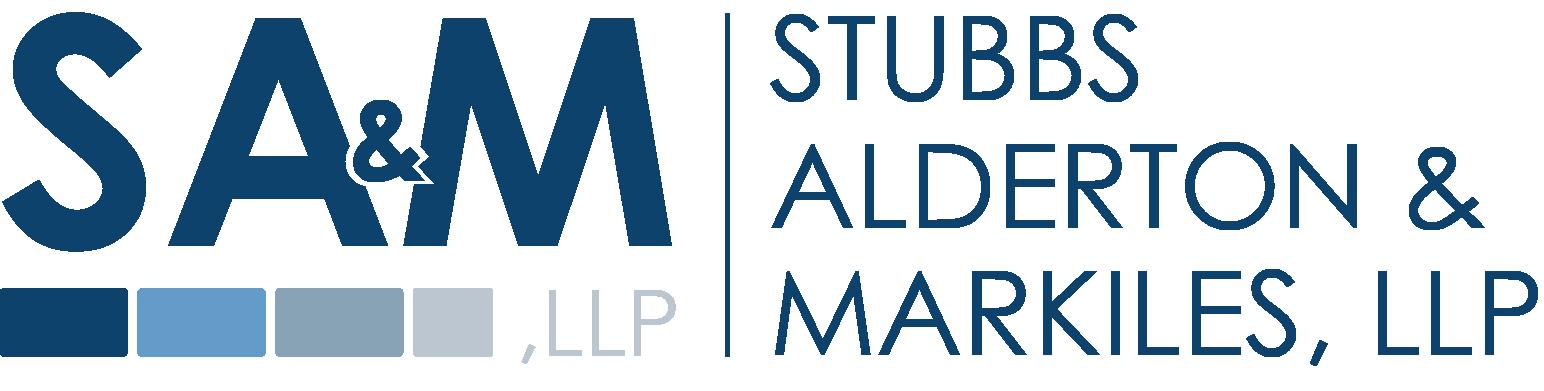 Stubbs Alderton & Markiles, LLP Logo