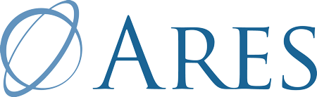 Ares Capital Management Logo