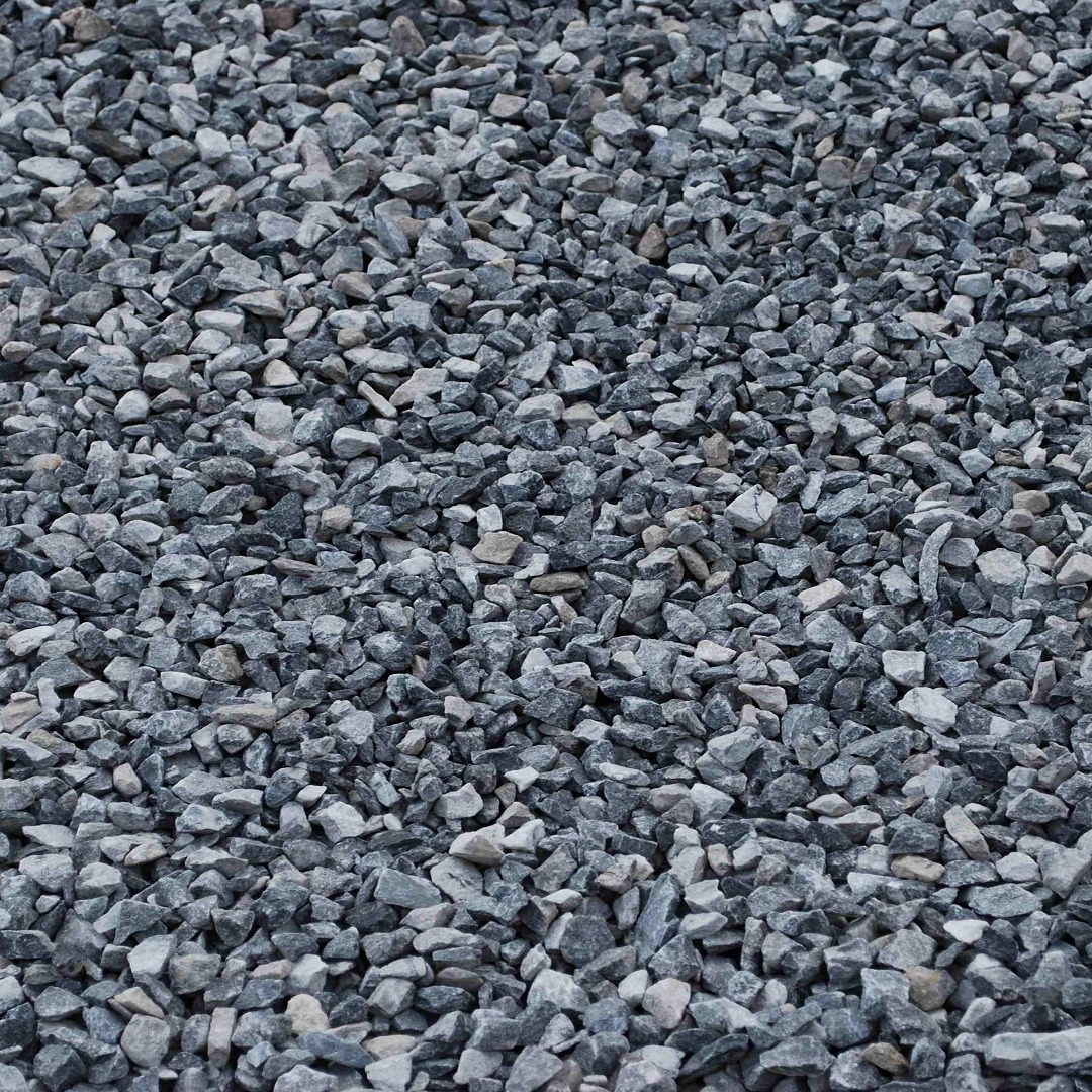 GRAVEL/CRUSHED ROCK -