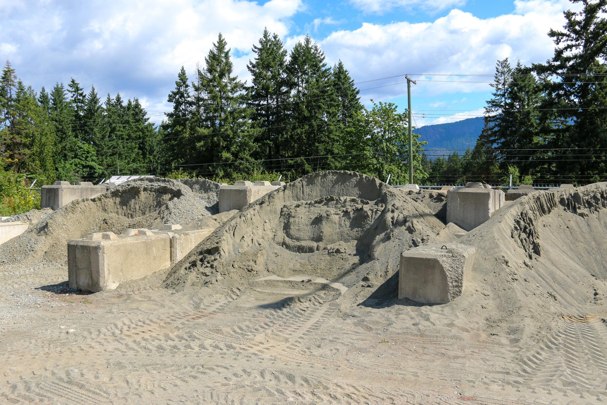 Sand Navvy Jack Hillside Stone and Garden